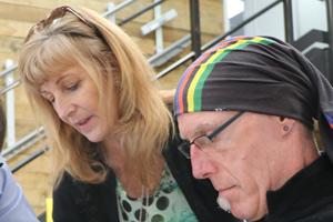 Fiona Weston - Stroke Recovery Caregiver